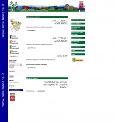 Parchi Naturali della Regione Toscana